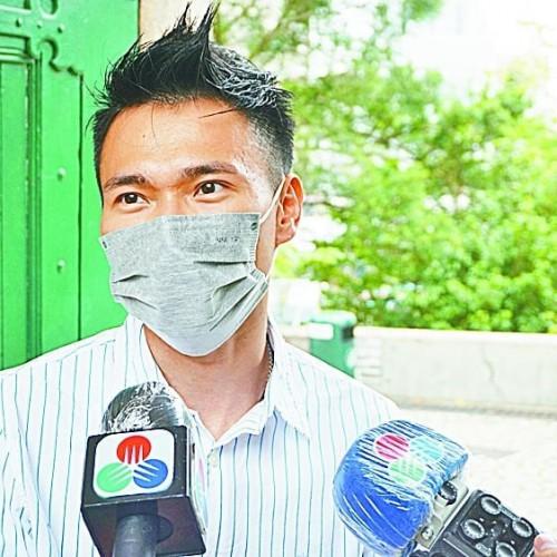 譚志廣:加強信息發佈免疑慮