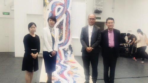 文遺研創協會北京出席國際設計周 分享舊區重整經驗